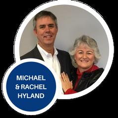 Pastors Michael and Rachel Hyland