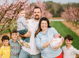 Jon and Crystal Dillon - Family, Social Media, Design, and Outreach
