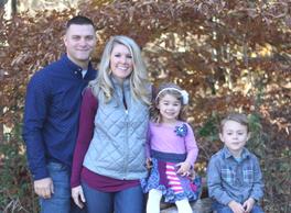 Zach and Casey Johnson - Family, Hospitality Director